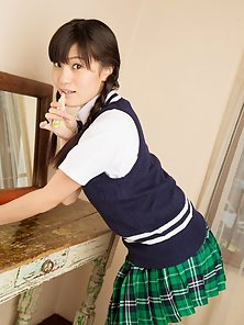 Beauty Babe Shoko Takasaki Posed In Outdoor With Huge Passion