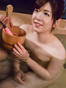 Small Boobs Asian Girl Kaho Boobjob by Her Partner Big Cock