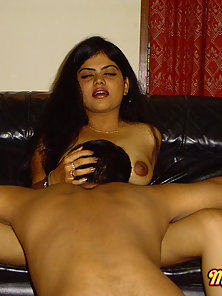 Hot Indian Girl Suck and Fuck with Her Bf after a Long Time