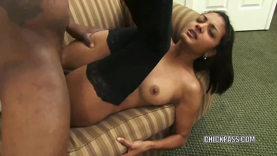 Lovely Indian MILF Neela Sky gets fucked hard on the couch
